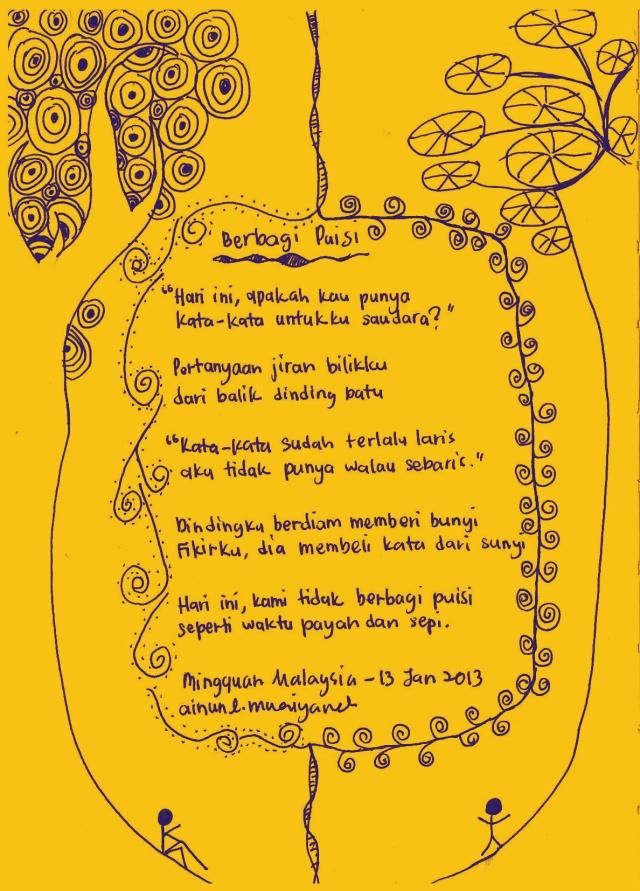 Berbagi Puisi 2